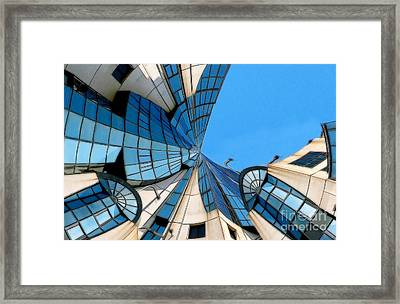 Welcome In - Archifou 10 Framed Print by Aimelle