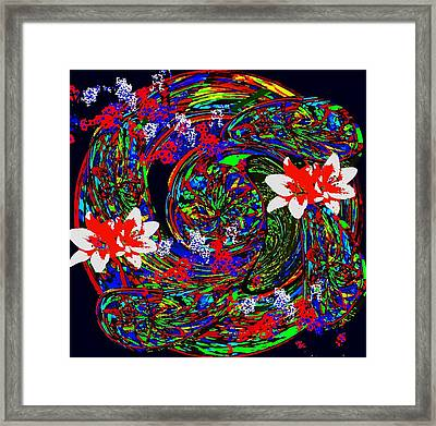Welcome To Paradise  Framed Print by Rod Saavedra-Ferrere