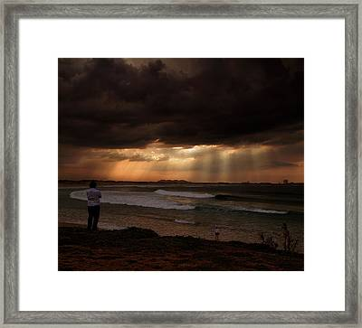 We'll Meet Again Framed Print by Dias Dos Reis