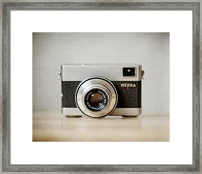 Werra Framed Print