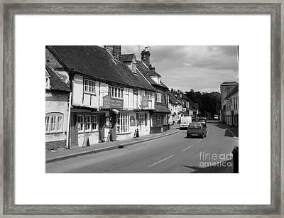 West Wycombe Framed Print by Donald Davis