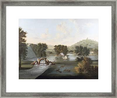 West Wycombe Park  Framed Print by William Hannan