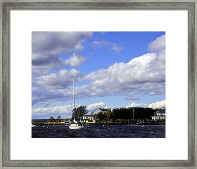 Westerly Ri. Oct. 2012 1 Framed Print