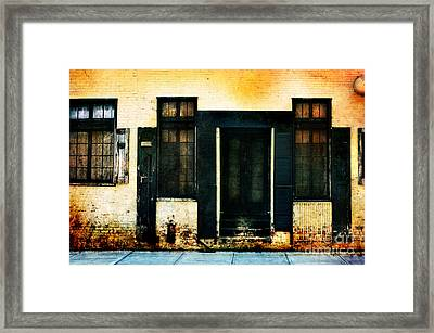 Westfield  Framed Print by HD Connelly