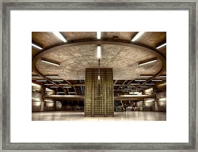 Westminster01 Framed Print