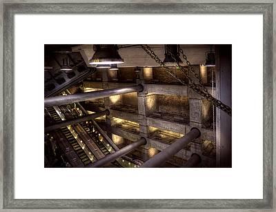 Westminster02 Framed Print by Svetlana Sewell