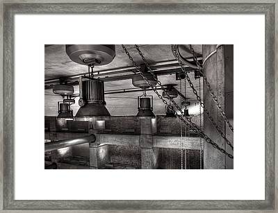 Westminster03 Framed Print