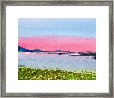 Westport Ireland Framed Print by Charlotte Hickcox