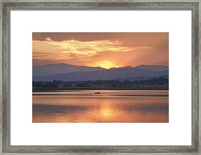 What A View Framed Print by James BO  Insogna