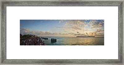 What A Wonderful World Framed Print