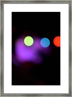 What Do You See 1 Framed Print by Melissa  Hardiman
