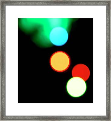 What Do You See 2  Framed Print by Melissa  Hardiman