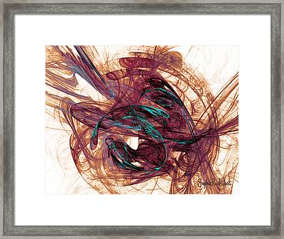 What Dreams May Sing Framed Print by Stephen Paul West