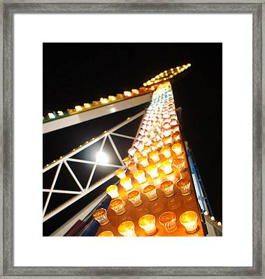 Whats Fair In Life Framed Print