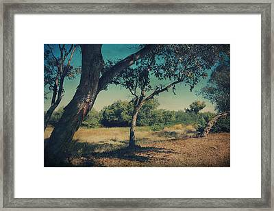 When I Was Your Girl Framed Print by Laurie Search