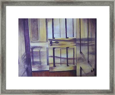 When One Door Closes Framed Print