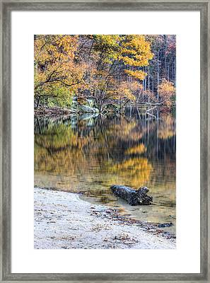 When The Coast Is Clear Framed Print by JC Findley