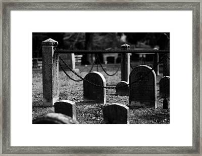 When The Saints Go Marching Framed Print