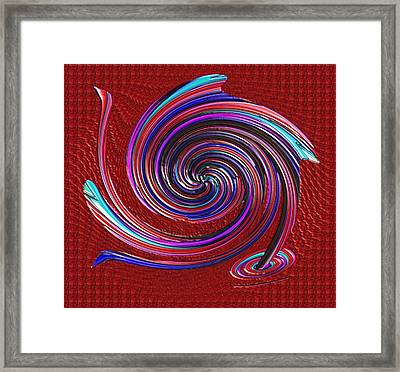 When The Stirring Stops Framed Print by Alec Drake