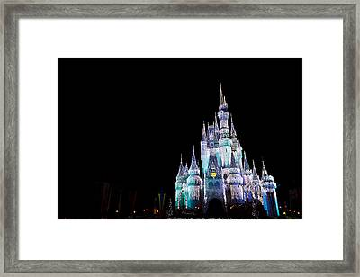 Where All The Magic Happens Framed Print by Nicholas Evans