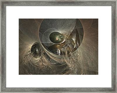 Where Angels Live Framed Print by Sipo Liimatainen