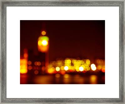 Framed Print featuring the photograph Where's My Glasses by Lenny Carter