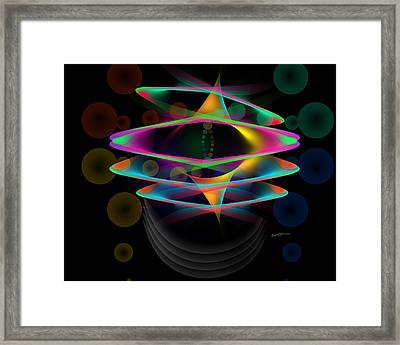 Whimsey Framed Print by Anthony Caruso