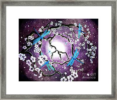 Whisper Of Peace Framed Print