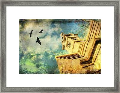 Whispering To The Souls Framed Print