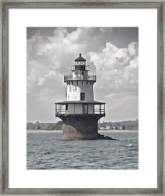 Framed Print featuring the photograph Whisperly by Nancy De Flon