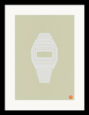 Electronic Watch Framed Prints