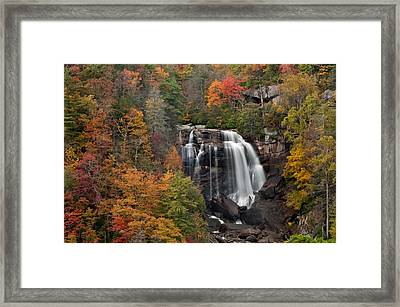 Whitewater Falls 2 Framed Print