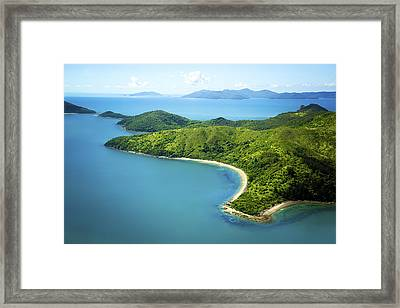 Whitsunday Islands Framed Print by Tanya Ann Photography