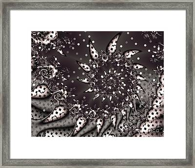 Wild Child Framed Print