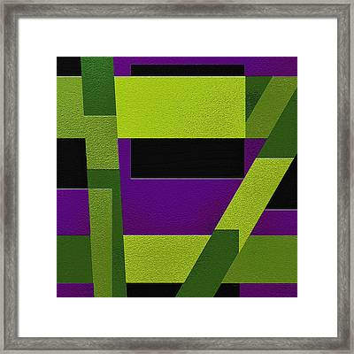 Wild Framed Print by Ely Arsha