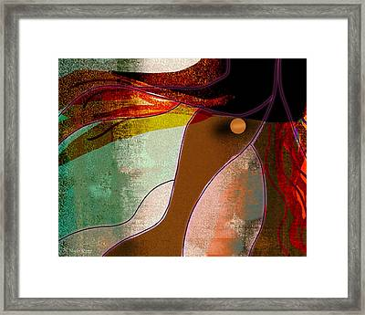Wild Horse Framed Print by Melisa Meyers