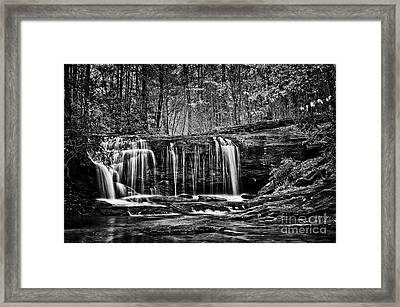 Wildcat Creek  Framed Print