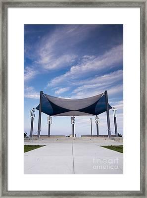 Wildwood Crest New Jersey  Framed Print by Dustin K Ryan