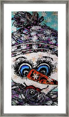 Will Ya Looky There Framed Print by Laura  Grisham