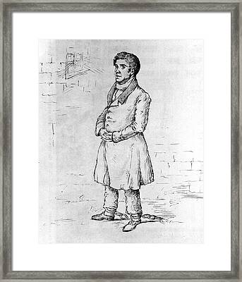 William Burke, Irish Resurrectionist Framed Print by Science Source