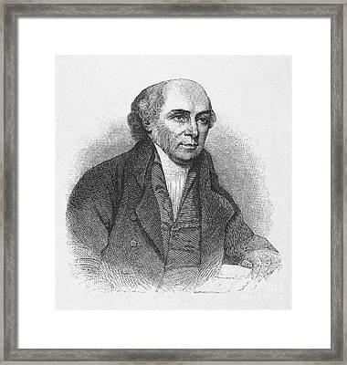 William Carey (1761-1834) Framed Print by Granger