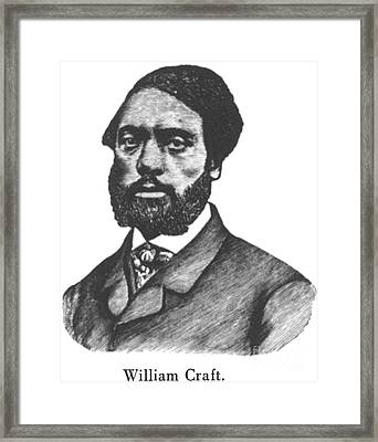 William Craft Framed Print by Granger
