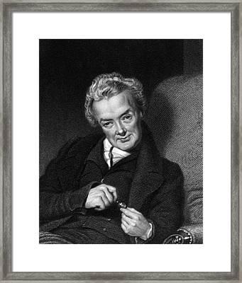 William Wilberforce, British Politician Framed Print