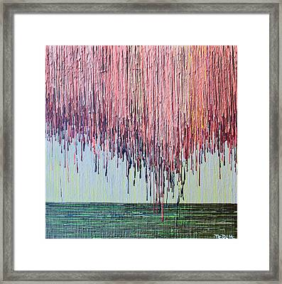 Willow Tree Framed Print by Kate Tesch