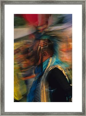 Wind Dancer Framed Print by Stan Williams