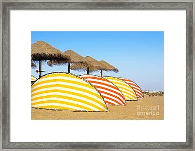 Wind Shields Framed Print by Carlos Caetano