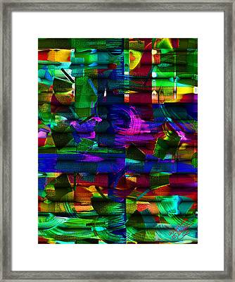 Windblown Framed Print by Mimulux patricia no No