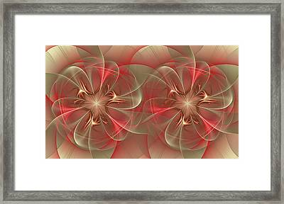 Windmills Of My Mind Framed Print by Georgiana Romanovna