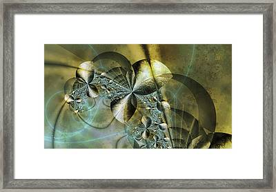 Windmills Of The Gods Framed Print