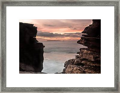 Framed Print featuring the photograph Window by Edgar Laureano